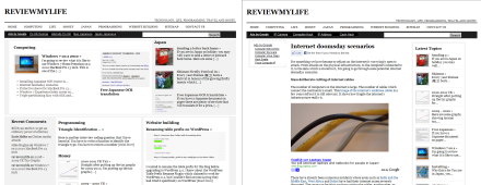 new reviewmylife blog