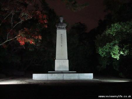 ritsurin gardens takamatsu at night 02