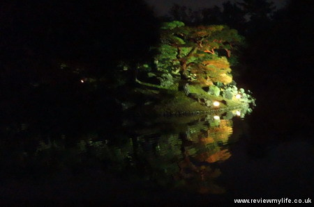 ritsurin gardens takamatsu at night 05