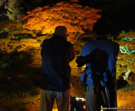 ritsurin gardens takamatsu at night 13