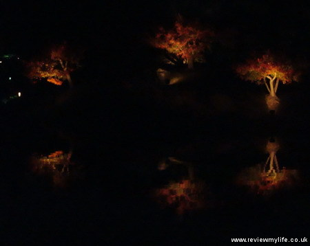 ritsurin gardens takamatsu at night 15