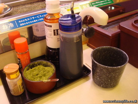kaiten conveyor belt sushi japan 5