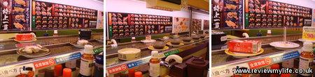kaiten conveyor belt sushi japan 7