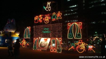 takamatsu christmas dream illuminations 05
