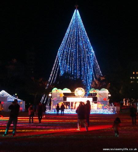 takamatsu christmas dream illuminations 08