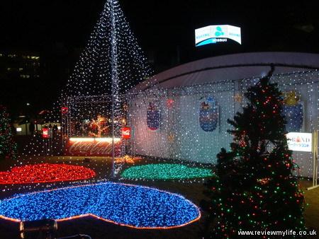 takamatsu christmas dream illuminations 11