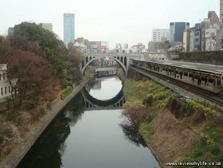 akihabara shinjuku walk 2