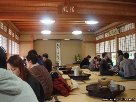 yudofuya vegetarian restaurant ryoanji kyoto 5