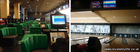 bowling in japan at round one 6