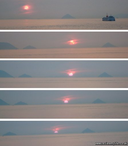 seto inland sea sunset 10