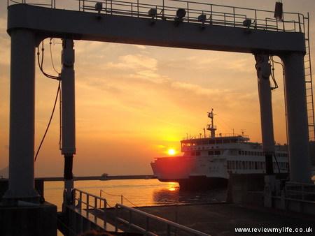 seto inland sea sunset 4