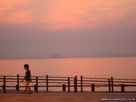 seto inland sea sunset 5