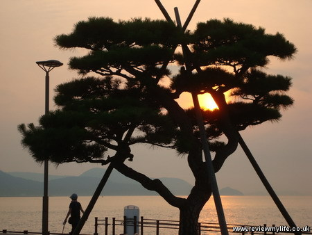 seto inland sea sunset 6