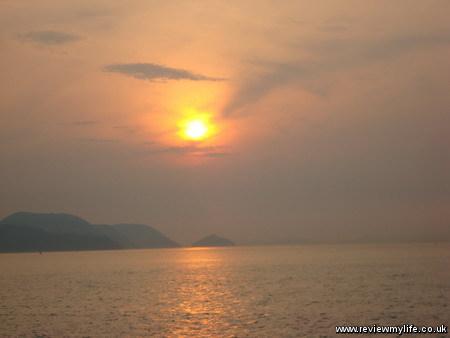seto inland sea sunset 8