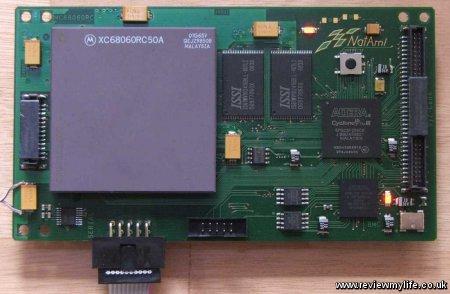 natami amiga circuit board
