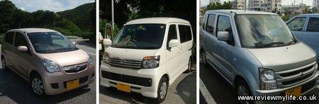japan rental cars
