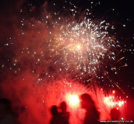 shibamata fireworks tokyo 1