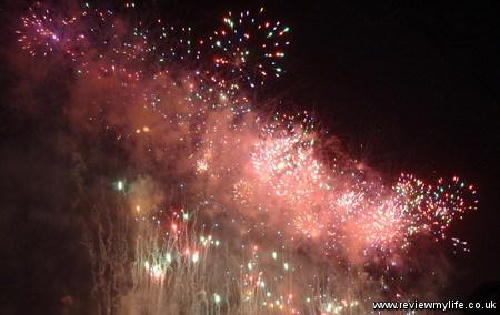 shibamata fireworks tokyo 8