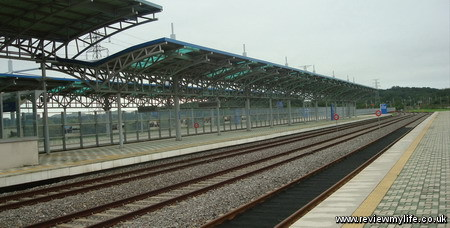 dorasan station south korea 03