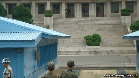 panmunjom dmz tour north south korea 3