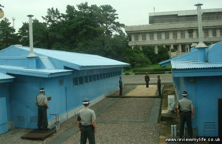 panmunjom dmz tour north south korea 4