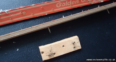 Removing Carpet Grippers From Floor Boards