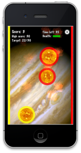 solar balls iphone
