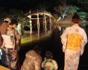 Ritsurin Gardens Light Up in Takamatsu
