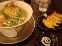 Veggie ramen at Kagetsu