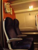 Virgin Trains standard vs 1st class
