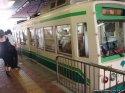 Riding on Tokyo's Toden Arakawa tram line